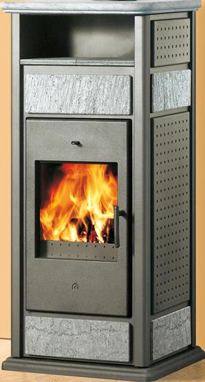 Edilkamin - Termostufe a legna, stufa a legna, riscaldamento a legna
