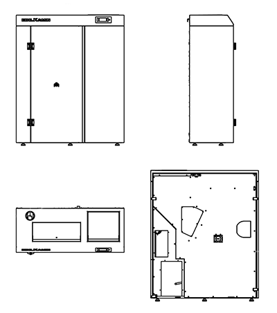 cp gs - Kocioł na pelet Edilkamin Gora Slim 20kW