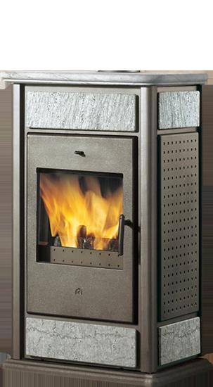 Caminetti stufe a pellet e legna edilkamin termocamini termostufe caldaie pellet - Termostufe a pellet e legna combinate prezzi ...