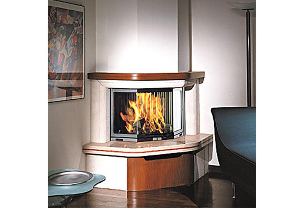 Chimenea moderna chimeneas modernas de calentamiento revestimientos