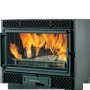 Edilkamin - Inserti a legna, riscaldamento a legna, caminetti