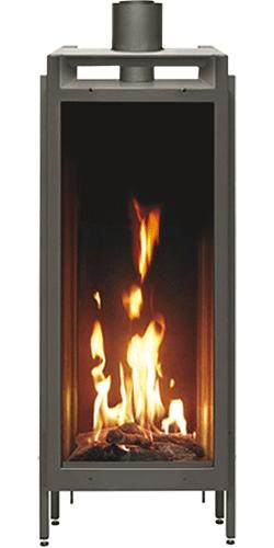 Edilkamin - Focolari a gas