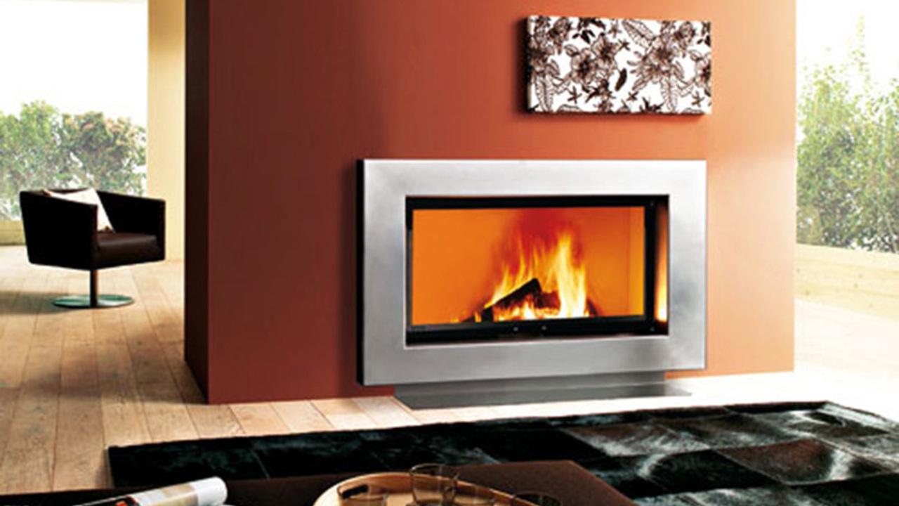 Caminetti Interni Moderni : Caminetti moderni edilkamin rivestimenti design da riscaldamento